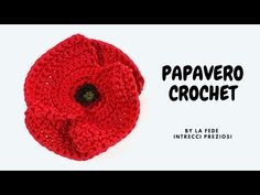 Fabric Flower Brooch, Fabric Flowers, Diy And Crafts, Flora, Crochet Patterns, Crochet Hats, Videos, Crochet Flowers, Alkaline Foods