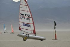 14th Landsailing World Championship in Nevada - Day 2 - Yachts and ...