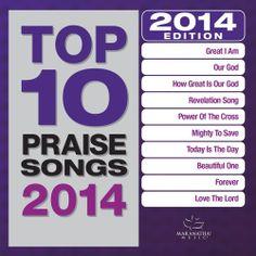 top 10 christian worship songs 2013