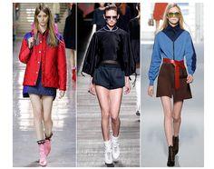 La tendance mode Sportswear automne-hiver 2014 2015