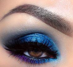 Very pretty blue eye