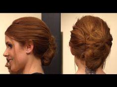 Amy Adams Oscars Hair Tutorial! - #TrendyLime #OscarsTheme #HolidayEvent