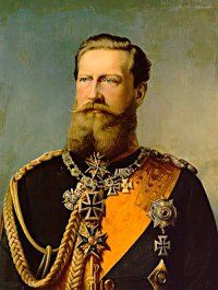 Kaiser Frederick III of the german Empire. His death from cancer of the larynx in 1888 may have done more to change modern history than any other person.
