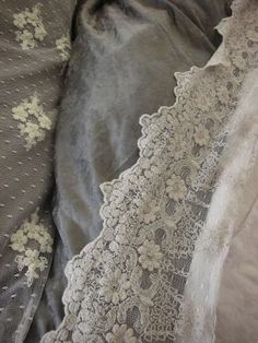 French lace, so beautiful!