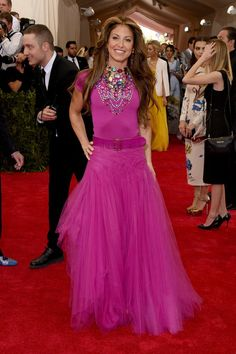 Pin for Later: Seht alle Stars bei der Met Gala Dylan Lauren