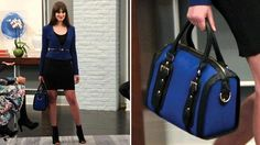 Break Free from Fashion Rules - so pretty (love the purse)