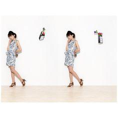 directed by DILIGENCE PARLOUR  blouse/ L'atelier Fenetre ¥19,000+tax pants/ L'atelier Fenetre ¥22,000+tax shoes/ MICHEL VIVIEN ¥71,500+tax