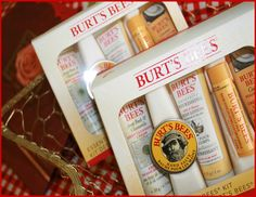 Gift Giving Made Easy for Her! Burt's Bees®