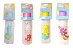 Care Bear 8 oz. Curved Baby Bottle