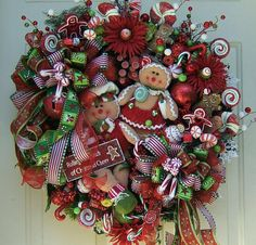 Custom Order your very own Many different by WreathsbyKimberly