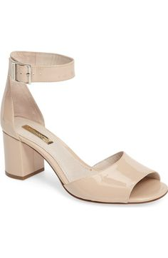 Louise et Cie Karisa Ankle Cuff Sandal (Women) available at #Nordstrom
