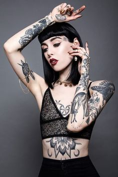 Top: tulle skirt hannah pixie snowdon drop dead clothing black grunge grunge t-shirt fashion tattoo