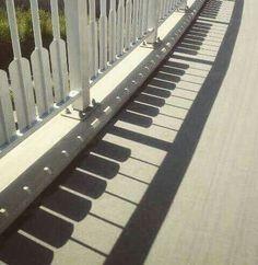 Piano shadow.