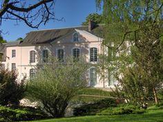 Parc du Grand Veneur à Soisy-sur-Seine - Château du Grand Veneur