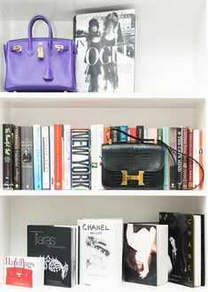 #bibliotheque and bags...