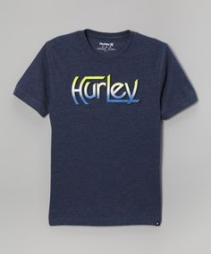 Look what I found on #zulily! Legacy Navy Loyalty Tee - Boys by Hurley #zulilyfinds