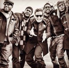 Jimmy Fallon and The Roots!