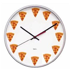 pizza o' clock Food Graphic Design, Food Design, Comida Pizza, Pizza Poster, Healthy Pizza Recipes, Paleo Pizza, Pizza Branding, Pizza Express, Pizza Art