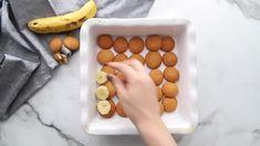 Homemade Banana Pudding - Tastes Better from Scratch No Bake Banana Pudding, Southern Banana Pudding, Pudding Cake, Old Fashioned Banana Pudding, Homemade Vanilla Pudding, Traditional Thanksgiving Dinner, Cream Puff Recipe, Trifle Dish, Strawberry Rhubarb Crisp
