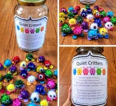 Quiet Critters Labels by Relief Teaching Ideas Preschool Classroom, Future Classroom, In Kindergarten, Classroom Decor, Classroom Activities, Quiet Critters, Classroom Management Strategies, Kindergarten Classroom Management, Behaviour Management