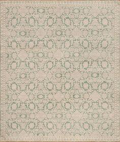 Caspian - Yalama - Samad - Hand Made Carpets Transitional Rugs, Home Rugs, Hand Spinning, Green Rugs, Blue Green, Carpets, Farmhouse Rugs, Spinning, Rugs