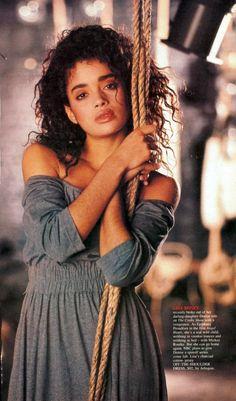 "bibberly: "" Lisa Bonet, 1987. """