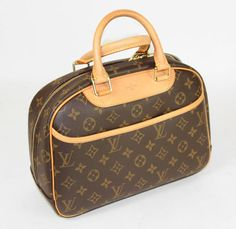 LOUIS VUITTON Hand- Kosmetiktasche, model