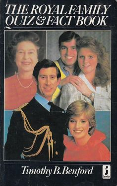 Royal Family Quiz and Fact Book 1987