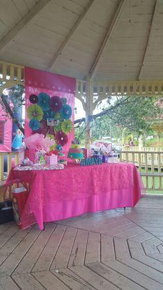 Littles pet shop birthday party decoration
