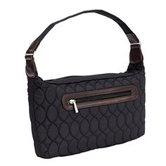 Lug Trotter Mini Handbag Midnight Black One Size -- To view further for this item, visit the image link.