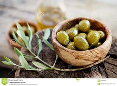 swieze oliwki - Google Search How To Grow Olives, Edible Oil, Fatty Fish, Date Dinner, Olive Tree, Omega 3, Sardinia, Recipe Collection, Eating Habits