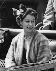 Queen Elizabeth,..........I was making her a sandwich , just the way she likes it