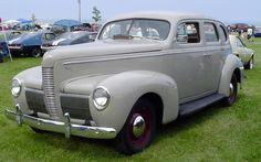 1940 Nash Lafayette Sedan...