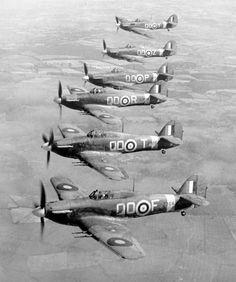 3 Squadron RAF Hawker Hurricane IIc