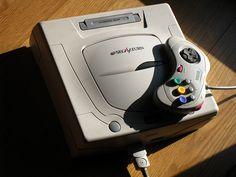 #Sega Saturn