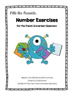 Lots of practice for you students in grades 1 & 2! Practice counting up to 200, filling in missing numbers, putting numbers in order, counting and much more! This document is aligned to the new Ontario Math Curriculum that was released in 2020. ... Ontario Curriculum, Social Emotional Learning, Teacher Newsletter, Grade 1, Counting, Back To School, Numbers, Students, Exercise
