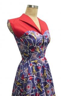 1950s style outerspace dress...PERFECT FOR MY MISS FRIZZLE COSTUME!