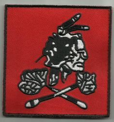 Devgru Red Squadron Patch Patch Red Squadron