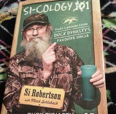 Si Robertson Book