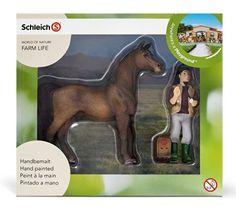 Schleich Horse and Vet Set