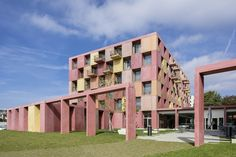 DL-A Designlab-Architecture - Elderly housing, Chêne-Bougeries 2016. Via, 2. [[MORE]]