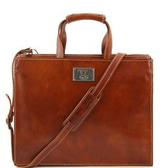 The Kathryn Leather Lady's Briefcase - Brolero #brolero