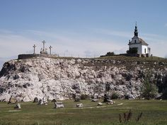 Tata, Kálvária hill and sculpture - Hungary Heart Of Europe, Homeland, Budapest, Austria, Paris Skyline, The Past, Journey, Culture, City