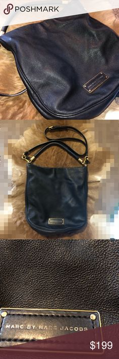 ee0f35a8e09d MARC by Marc Jacobs Handle Satchel Soft wrinkled