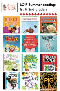 14 Best Summer Reading With Kids Images On Pinterest Childrens