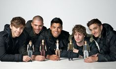The Wanted dolls!