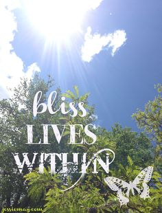 ♥ bliss lives within ♥    www.jessiemay.com