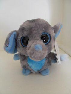 YOOHOO & FRIENDS SOFT TOY SMILEE TINEE RUBY BUSH BABY PENGUIN FOX ELEPHANT | eBay