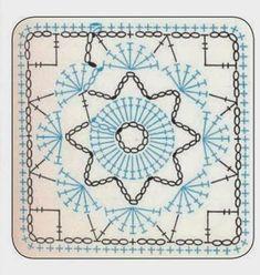 CROCHE COM RECEITA: Almofadas coloridas em crochê