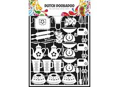 Dutch Doobadoo Dutch Paper Art A5 Baking
